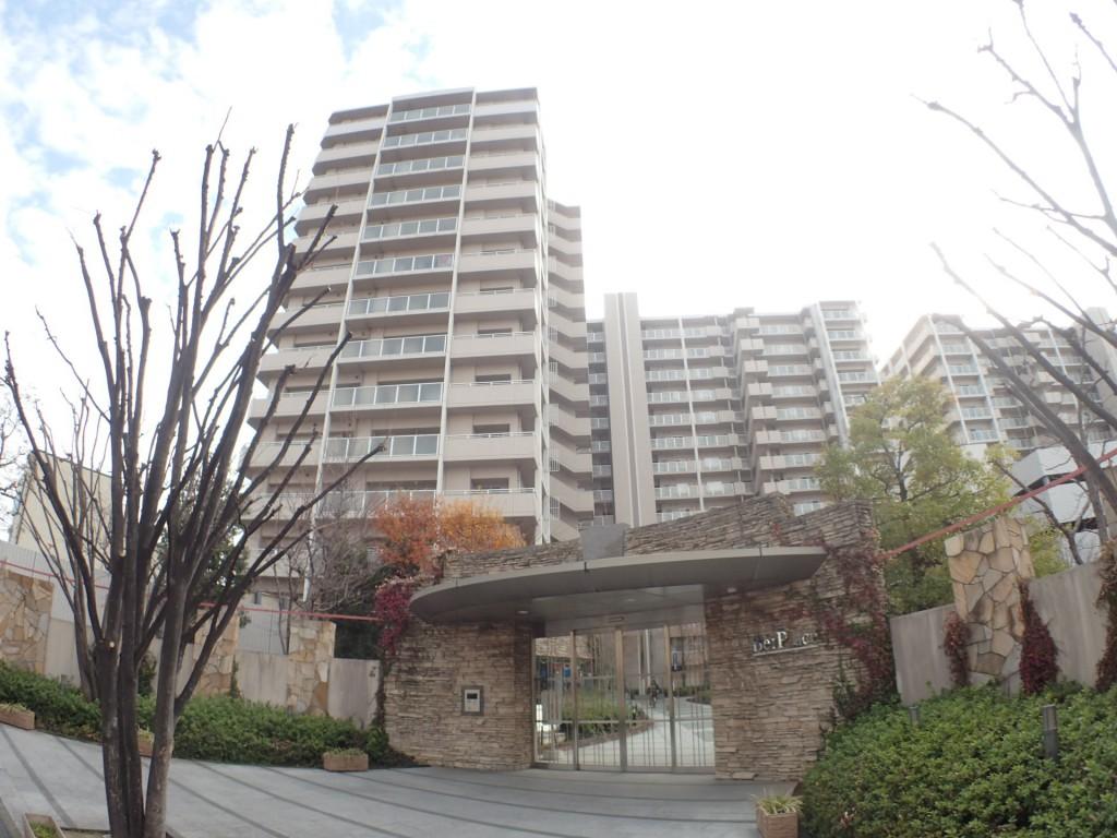 京橋南コーポ2号棟(外観)