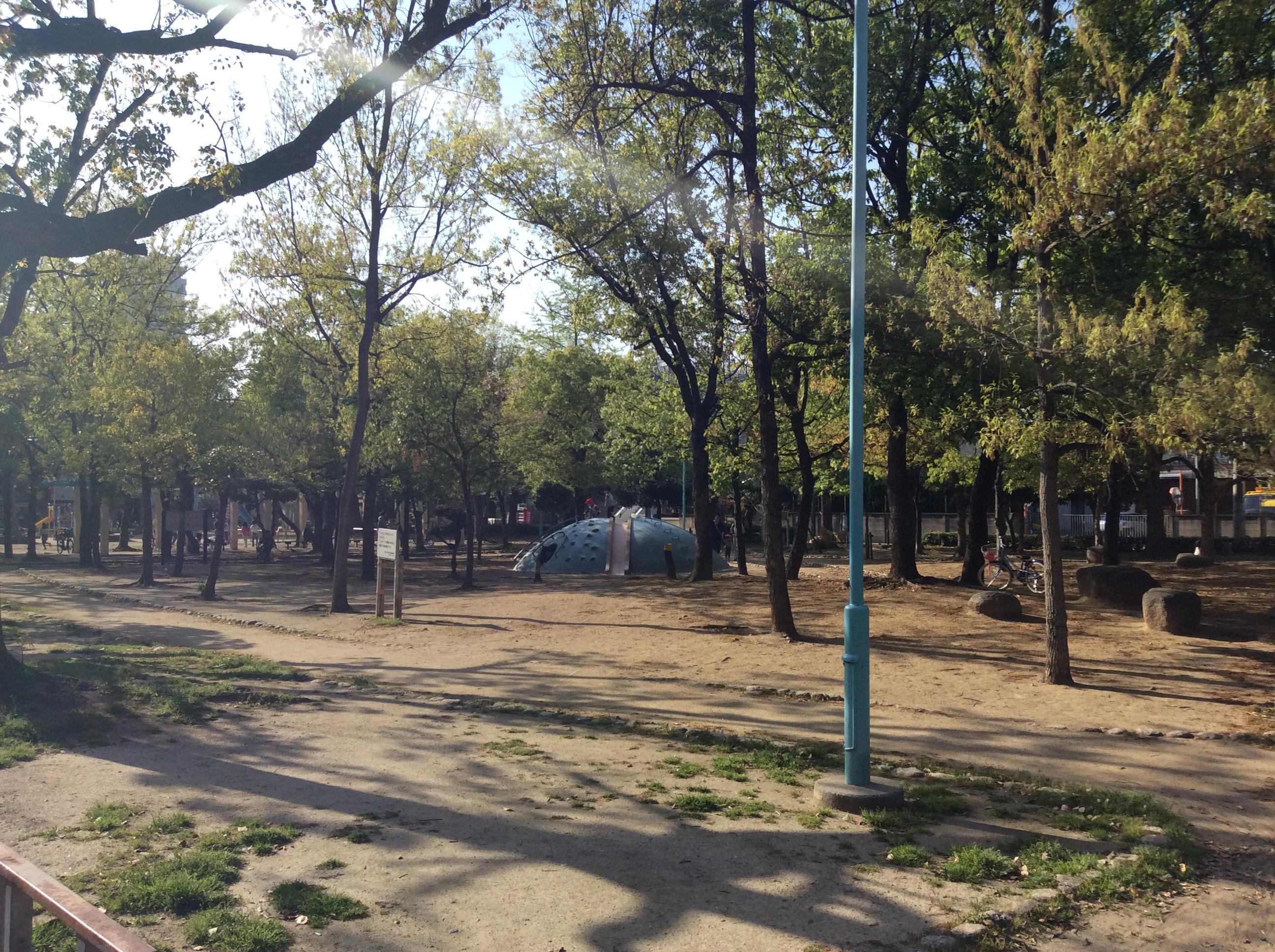 南関目公園(周辺)
