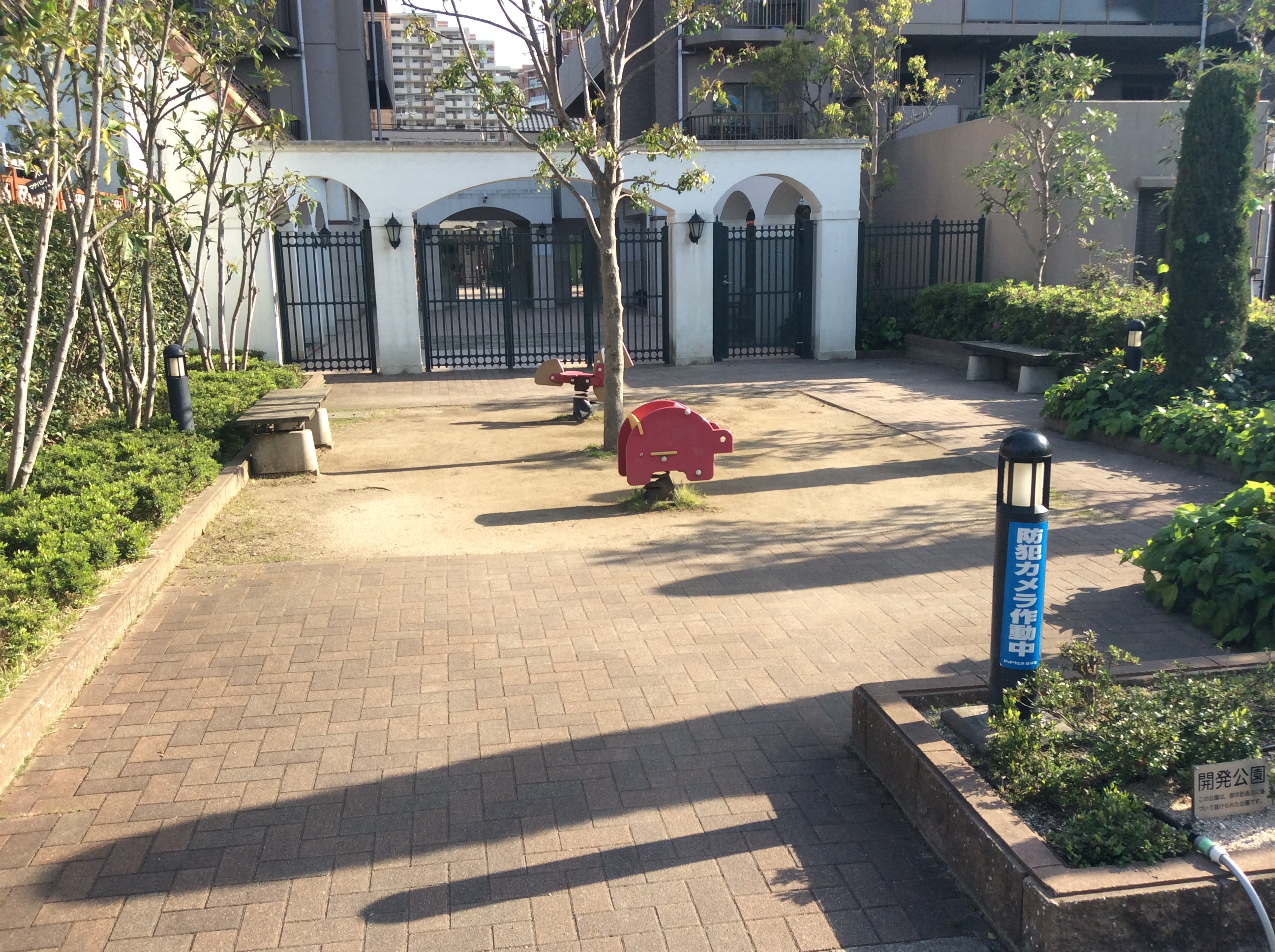敷地内公園(周辺)