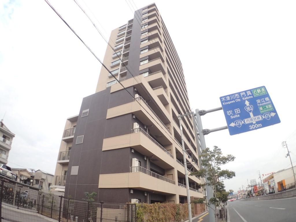 新森駅前ザ・レジデンスEAST(外観)