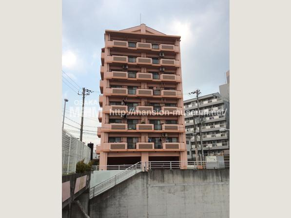 ベルアーバニティー東淀川(外観)