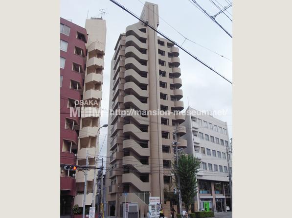 モンテベルデ東梅田(外観)