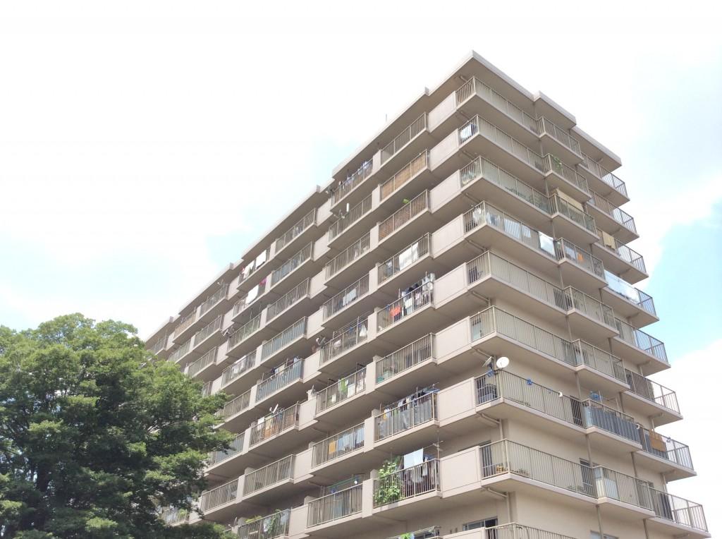 鶴見緑地レックスマンション(外観)