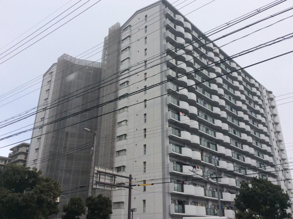 コスモ鶴見緑地(外観)