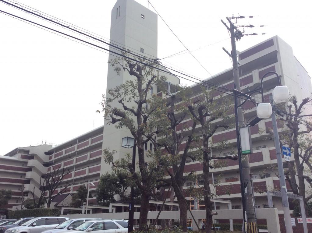 鶴見緑地第2コーポ(外観)