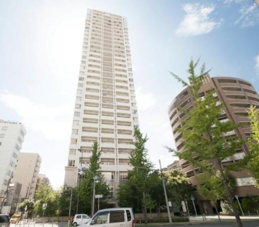 グランドメゾン京町堀タワー(外観)