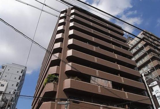 セレッソコート難波パークサイドシティ(外観)