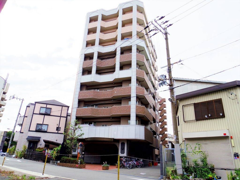 セレッソコート福島ウエストライブ(外観)