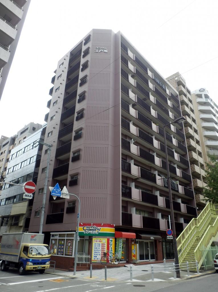 ユニハイム江戸堀(外観)