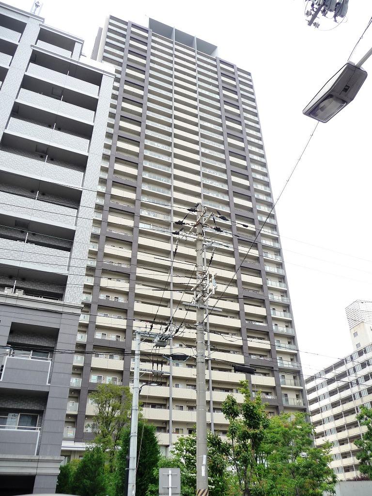 福島ガーデンズタワー(外観)