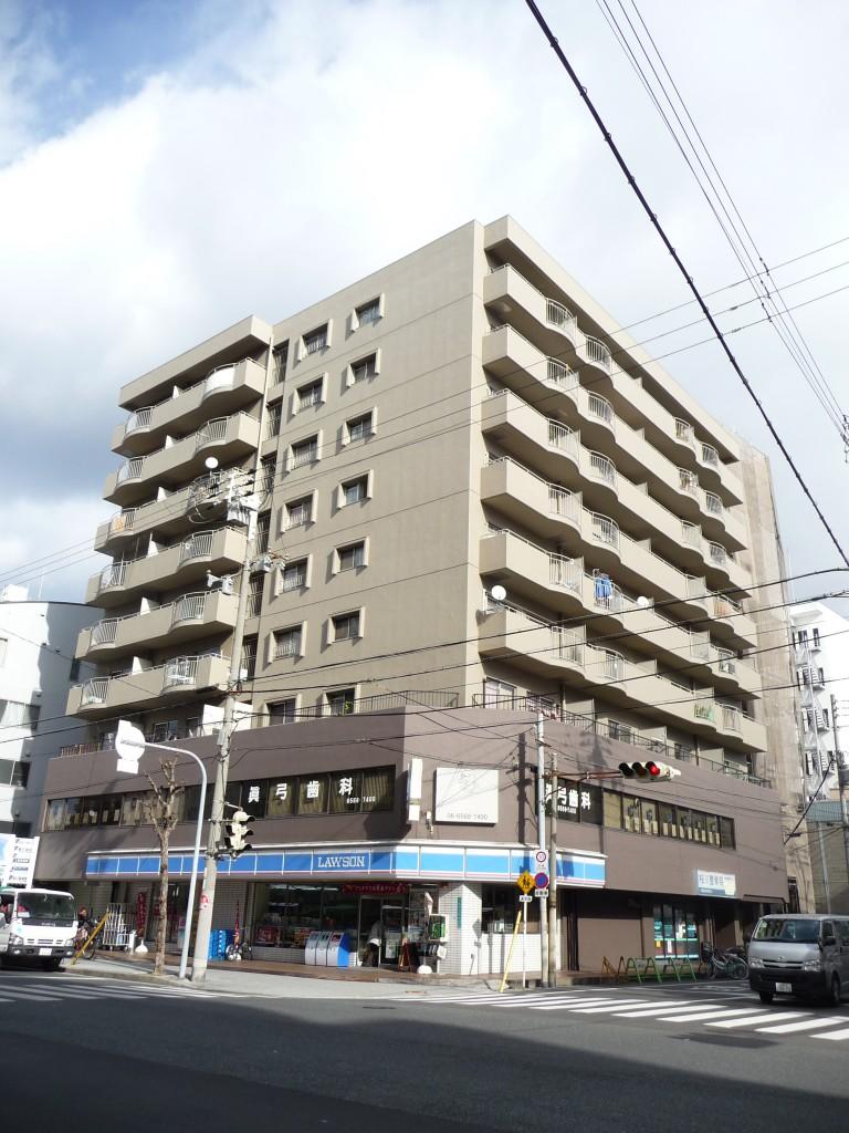 桜川パークマンション(外観)