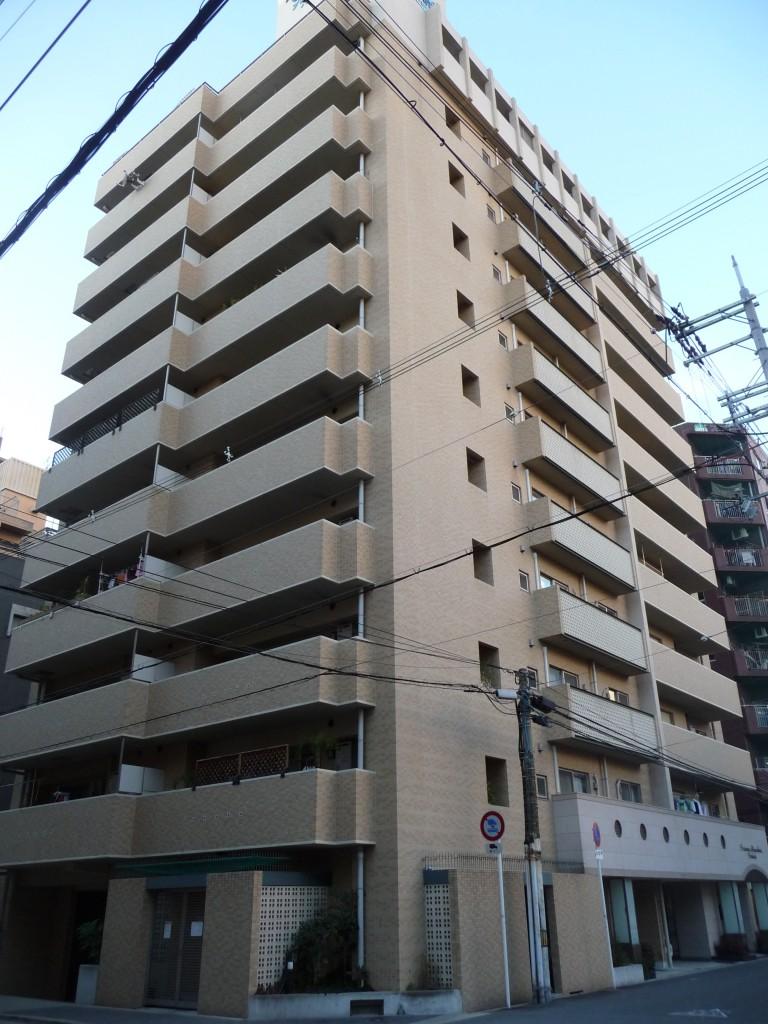 プレサンス南堀江パークサイド(外観)