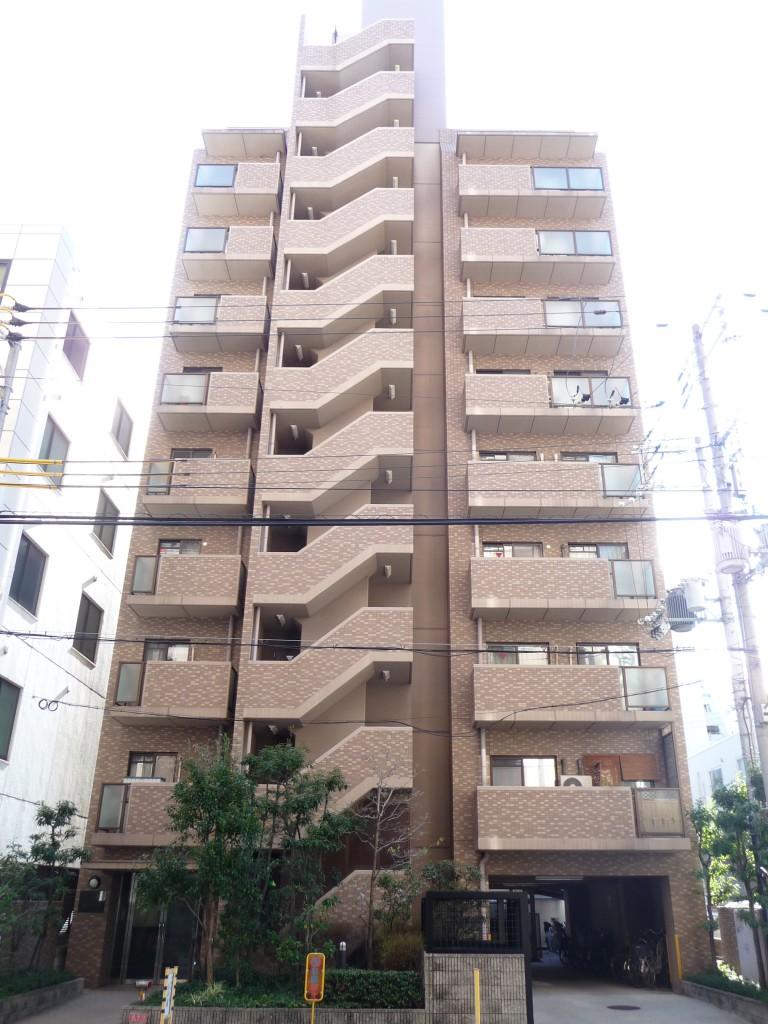 パルメーラ江戸堀(外観)