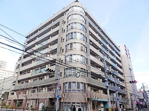 東急ドエルアルス北堀江(外観)