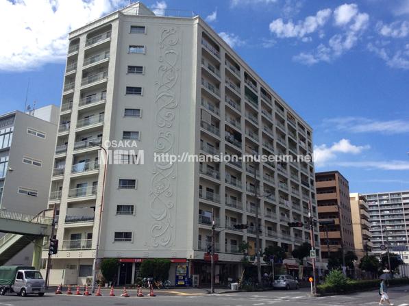 シャンボール第2新大阪(外観)