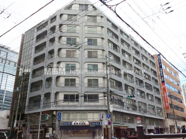 チサンマンション第6新大阪(外観)