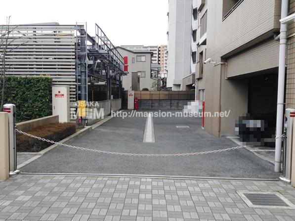 ステイツアクス関目_駐車場(周辺)